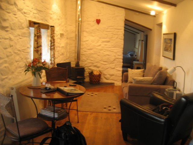 Inside Cottage